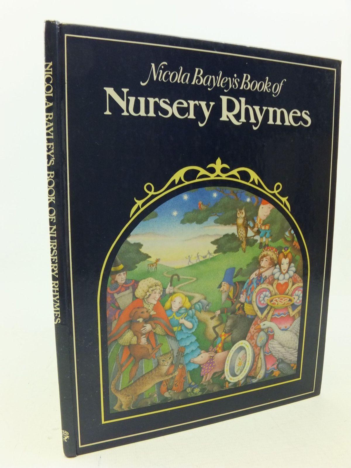 Photo of NICOLA BAYLEY'S BOOK OF NURSERY RHYMES- Stock Number: 1109210