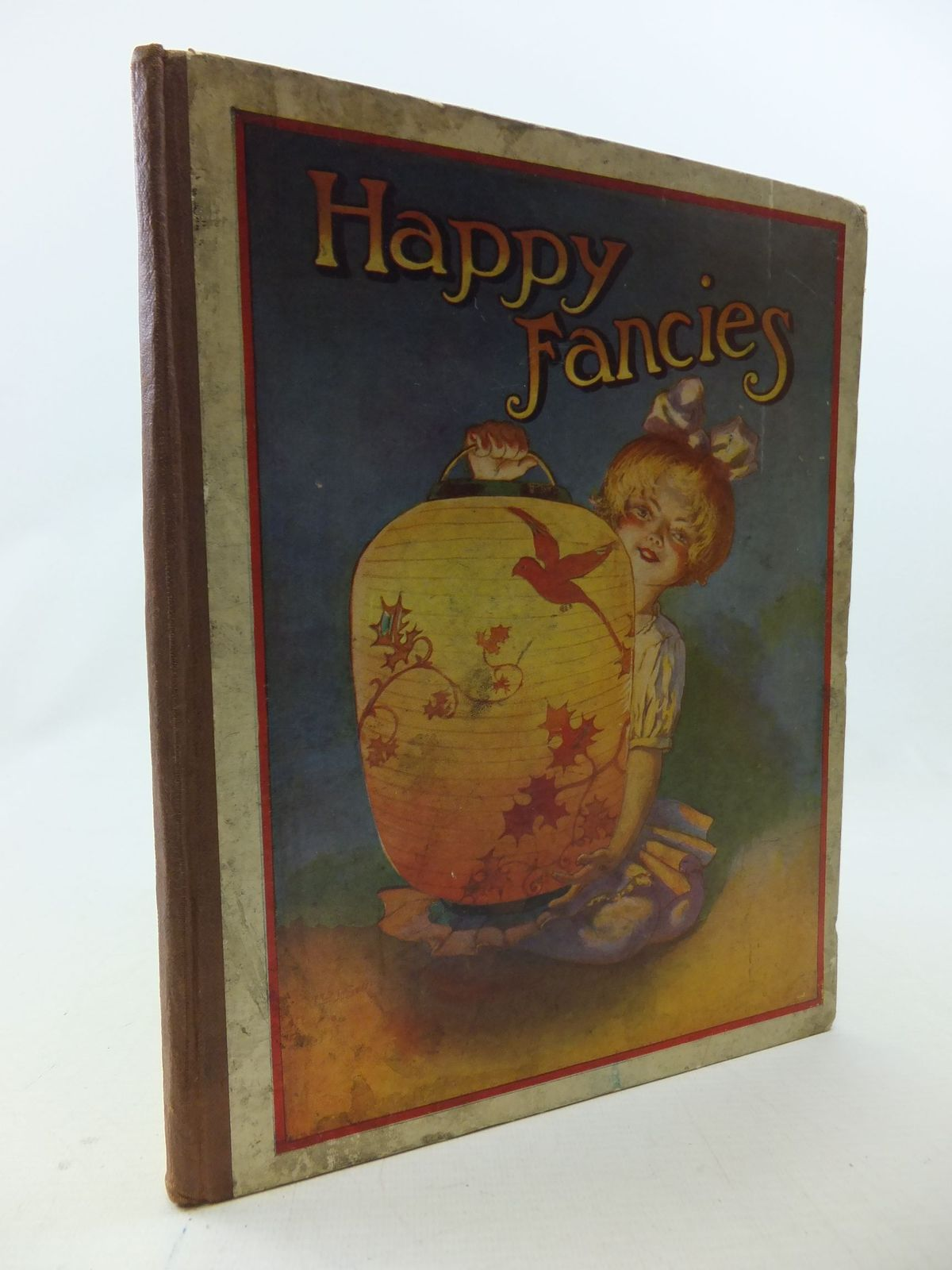 Photo of HAPPY FANCIES written by Gell, M.M. et al, illustrated by Gell, M.M. published by Warrillows Ltd. (STOCK CODE: 1109337)  for sale by Stella & Rose's Books