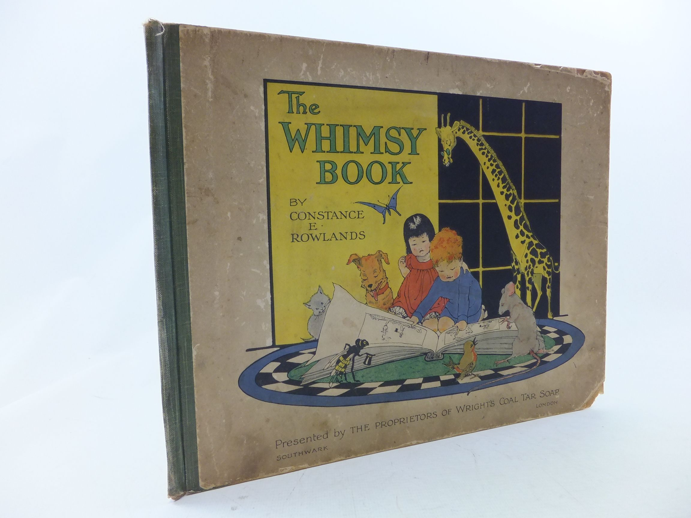 Photo of THE WHIMSY BOOK- Stock Number: 1109377