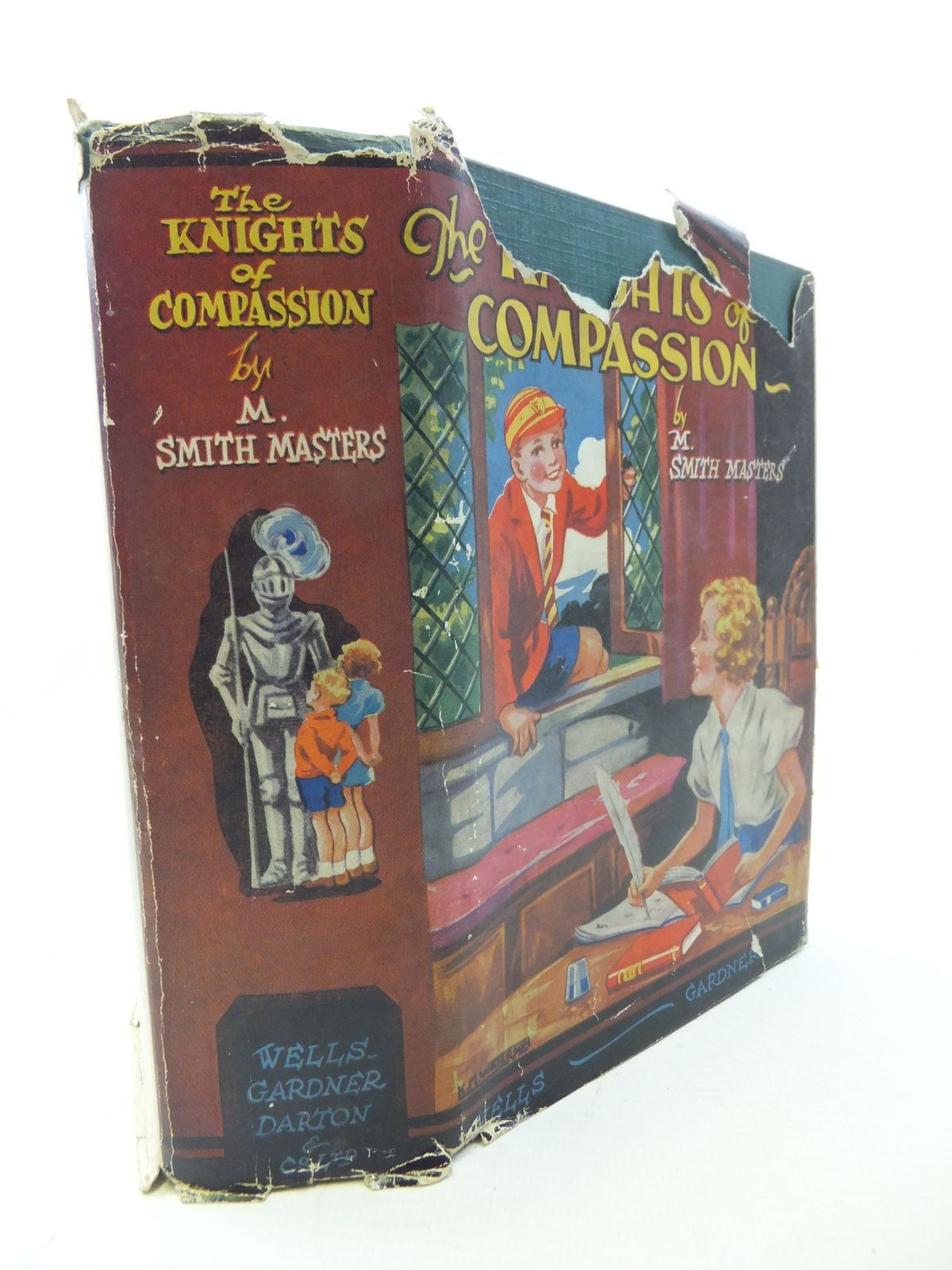 Photo of THE KNIGHTS OF COMPASSION written by Smith-Masters, Margaret illustrated by Brock, C.E. published by Wells Gardner, Darton & Co. Ltd. (STOCK CODE: 1109401)  for sale by Stella & Rose's Books