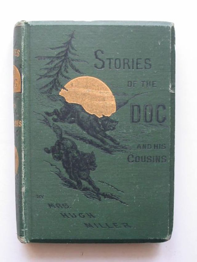 Photo of STORIES OF THE DOG written by Miller, Mrs. Hugh published by T. Nelson & Sons (STOCK CODE: 1201021)  for sale by Stella & Rose's Books