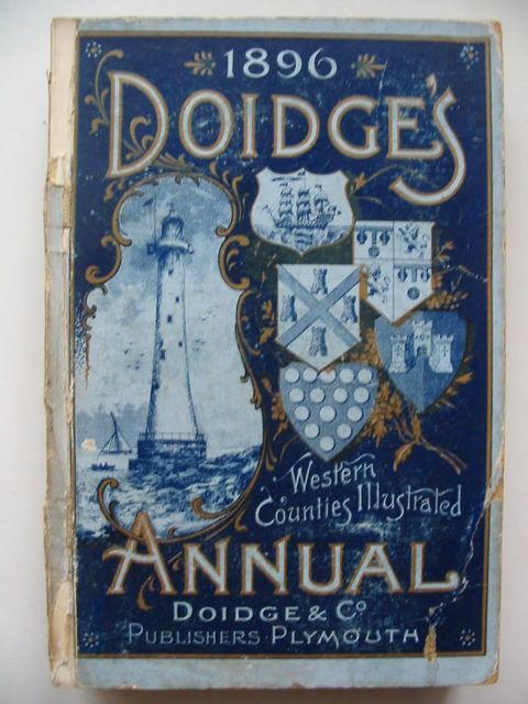 Photo of DOIDGE'S WESTERN COUNTIES ILLUSTRATED ANNUAL 1896- Stock Number: 1201037