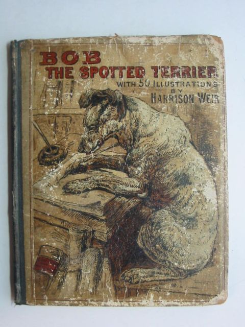 Photo of MEMOIRS OF BOB THE SPOTTED TERRIER written by Weir, Harrison illustrated by Weir, Harrison published by George Routledge & Sons (STOCK CODE: 1201091)  for sale by Stella & Rose's Books