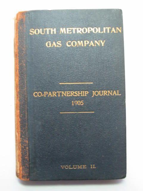 Photo of SOUTH METROPOLITAN GAS COMPANY CO-PARTNERSHIP JOURNAL VOLUME II- Stock Number: 1201155