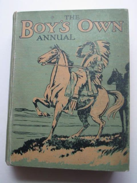 Photo of THE BOY'S OWN ANNUAL VOL 54 written by Pocklington, Geoffrey R. Brightwell, L.R. et al,  published by The Boy's Own Paper (STOCK CODE: 1201238)  for sale by Stella & Rose's Books