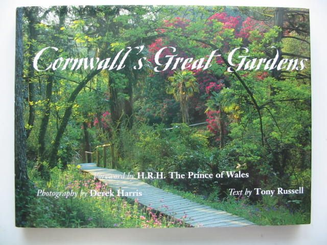 Photo of CORNWALL'S GREAT GARDENS- Stock Number: 1201972