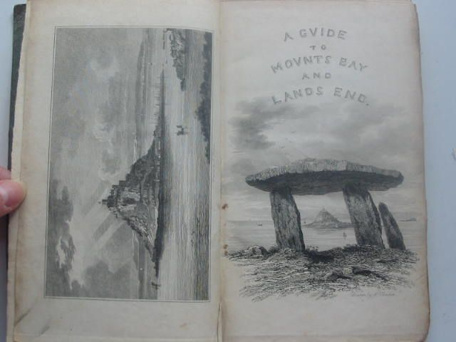 Photo of A GUIDE TO THE MOUNT'S BAY AND THE LAND'S END published by T. Vigurs (STOCK CODE: 1202073)  for sale by Stella & Rose's Books