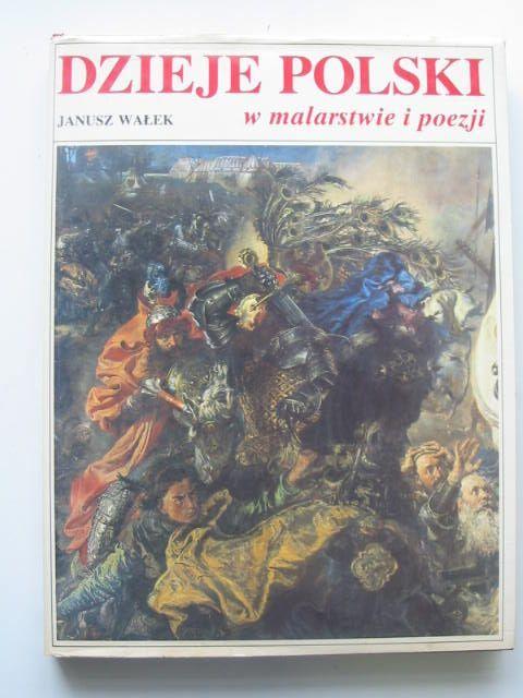 Photo of DZIEJE POLSKI written by Walek, Janusz published by Wysawnictwo Interpress (STOCK CODE: 1202131)  for sale by Stella & Rose's Books