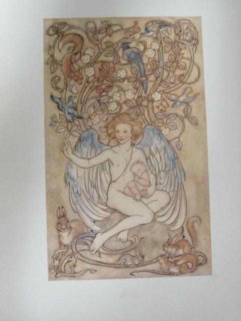 Photo of THE SPRINGTIDE OF LIFE written by Swinburne, Algernon C. Gosse, Edmund illustrated by Rackham, Arthur published by William Heinemann (STOCK CODE: 1202693)  for sale by Stella & Rose's Books