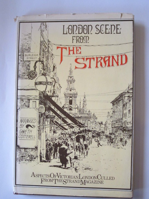 Photo of LONDON SCENE FROM THE STRAND- Stock Number: 1202873