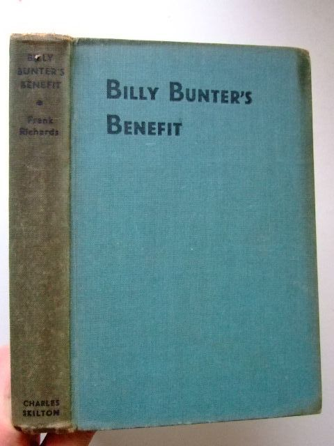 Photo of BILLY BUNTER'S BENEFIT written by Richards, Frank illustrated by Macdonald, R.J. published by Charles Skilton (STOCK CODE: 1203232)  for sale by Stella & Rose's Books
