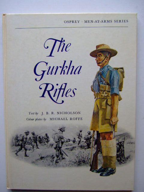 Photo of THE GURKHA RIFLES- Stock Number: 1203304