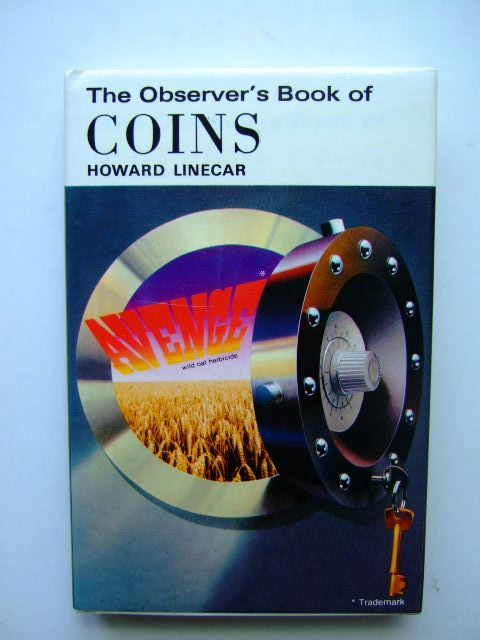 Photo of THE OBSERVER'S BOOK OF BRITISH COINS (CYANAMID WRAPPER)- Stock Number: 1203490