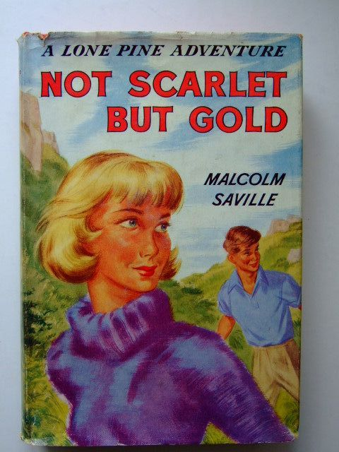 Photo of NOT SCARLET BUT GOLD- Stock Number: 1203662