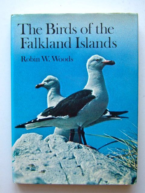Photo of GUIDE TO BIRDS OF THE FALKLAND ISLANDS written by Woods, Robin W. illustrated by Coombs, Franklin published by Anthony Nelson Ltd. (STOCK CODE: 1203722)  for sale by Stella & Rose's Books