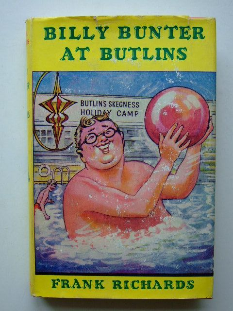 Photo of BILLY BUNTER AT BUTLINS written by Richards, Frank illustrated by Chapman, C.H. published by Cassell & Co. Ltd. (STOCK CODE: 1203938)  for sale by Stella & Rose's Books