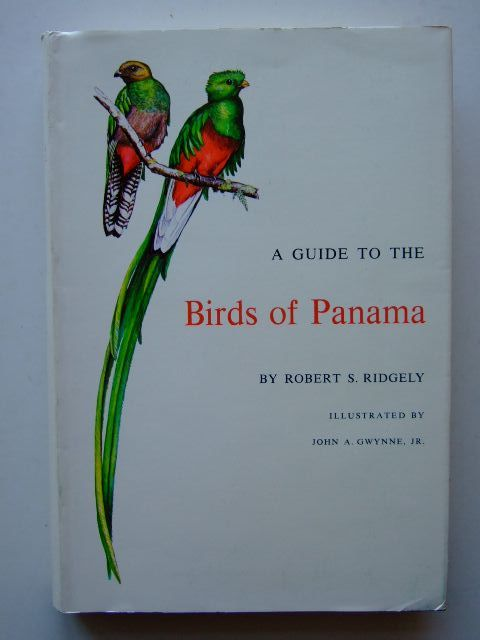 Photo of A GUIDE TO THE BIRDS OF PANAMA- Stock Number: 1204041
