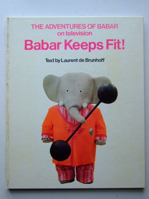 Photo of BABAR KEEPS FIT!- Stock Number: 1204175