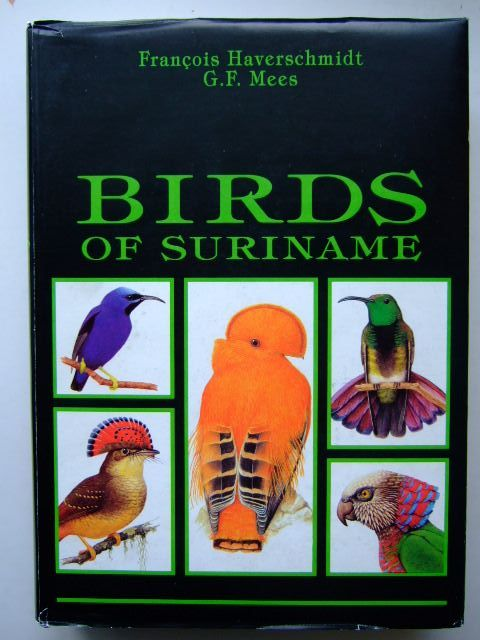Photo of BIRDS OF SURINAME- Stock Number: 1204194