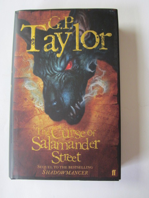 Photo of THE CURSE OF SALAMANDER STREET- Stock Number: 1204342