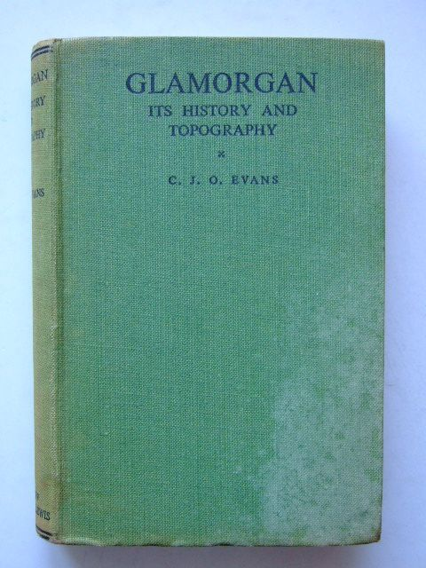 Photo of GLAMORGAN ITS HISTORY AND TOPOGRAPHY written by Evans, C.J.O. published by William Lewis (STOCK CODE: 1204550)  for sale by Stella & Rose's Books
