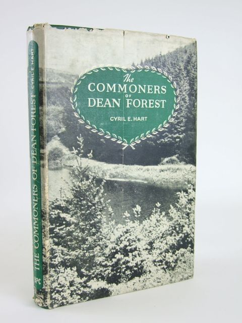 Photo of THE COMMONERS OF DEAN FOREST written by Hart, Cyril published by The British Publishing Company (STOCK CODE: 1205014)  for sale by Stella & Rose's Books