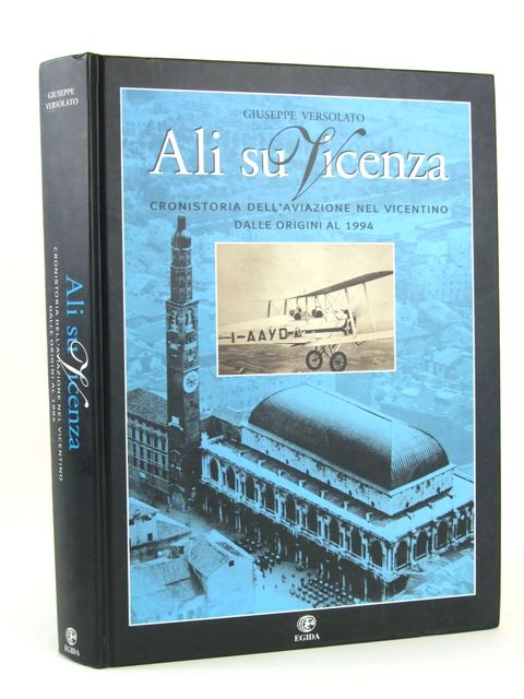 Photo of ALI SU VICENZA written by Versolato, Giuseppe published by Egida (STOCK CODE: 1205167)  for sale by Stella & Rose's Books