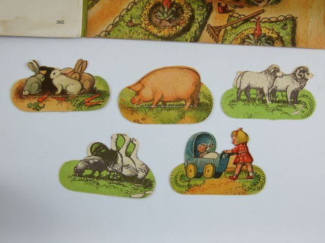 Photo of PETER AND SALLY ON THE FARM illustrated by Kubasta, Vojtech published by Bancroft & Co.(Publishers) Ltd. (STOCK CODE: 1205234)  for sale by Stella & Rose's Books