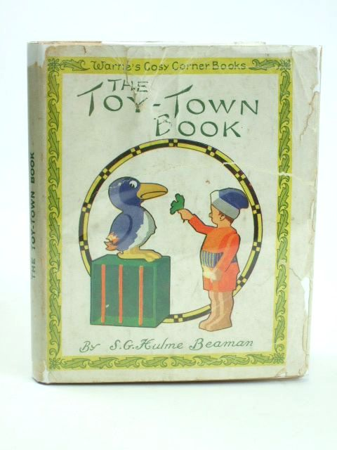 Photo of THE TOY-TOWN BOOK written by Beaman, S.G. Hulme illustrated by Beaman, S.G. Hulme published by Frederick Warne & Co Ltd. (STOCK CODE: 1205588)  for sale by Stella & Rose's Books