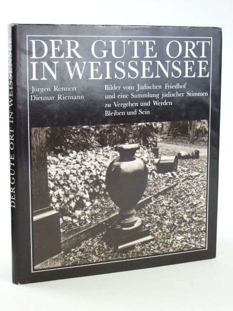 Photo of DER GUTE ORT IN WEISSENSEE written by Rennert, Jurgen Riemann, Dietmar published by Evangelische (STOCK CODE: 1205710)  for sale by Stella & Rose's Books
