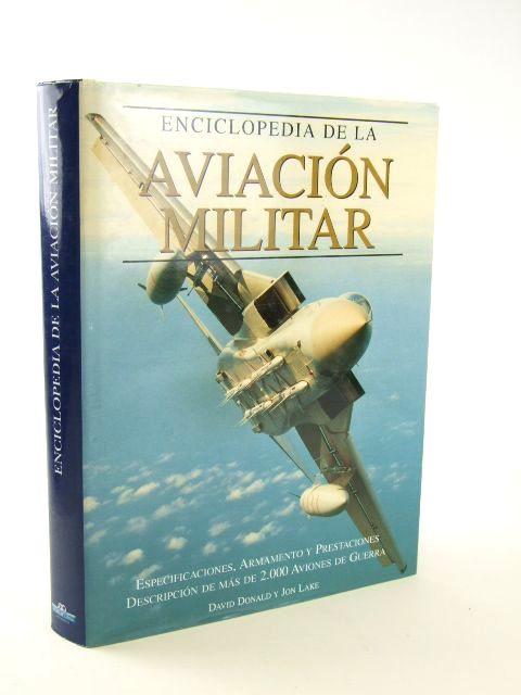 Photo of ENCICLOPEDIA DE LA AVIACION MILITAR- Stock Number: 1205719