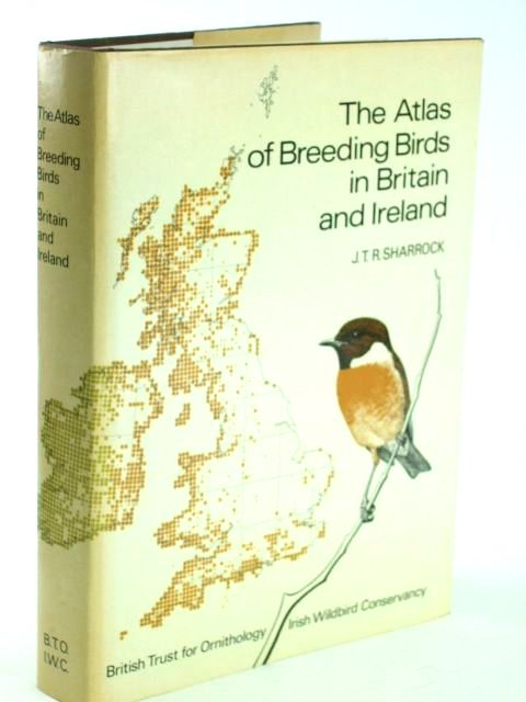 Photo of THE ATLAS OF BREEDING BIRDS IN BRITAIN AND IRELAND written by Sharrock, J.T.R. published by British Trust for Ornithology (STOCK CODE: 1205794)  for sale by Stella & Rose's Books
