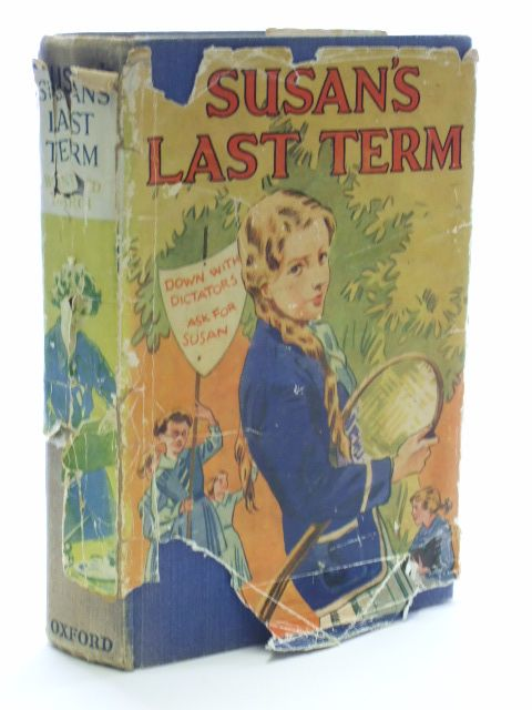 Photo of SUSAN'S LAST TERM written by Darch, Winifred illustrated by Horder, Margaret published by Oxford University Press (STOCK CODE: 1205954)  for sale by Stella & Rose's Books