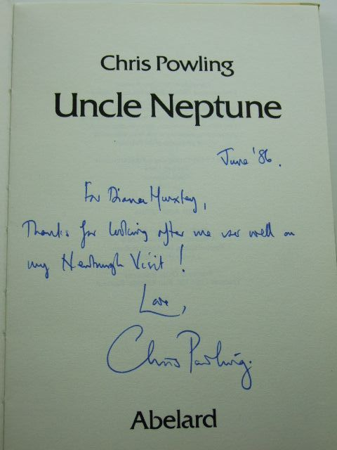 Photo of UNCLE NEPTUNE written by Powling, Chris published by Abelard (STOCK CODE: 1206070)  for sale by Stella & Rose's Books
