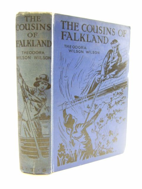 Photo of THE COUSINS OF FALKLAND written by Wilson, Theodora Wilson illustrated by Silas, Ellis published by The Religious Tract Society (STOCK CODE: 1206098)  for sale by Stella & Rose's Books