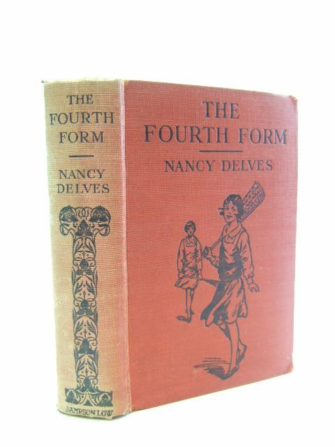 Photo of THE FOURTH FORM written by Delves, Nancy illustrated by M.L.P.,  published by Sampson Low, Marston & Co. Ltd. (STOCK CODE: 1206156)  for sale by Stella & Rose's Books
