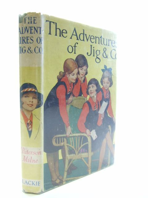 Photo of THE ADVENTURES OF JIG & CO.- Stock Number: 1206172