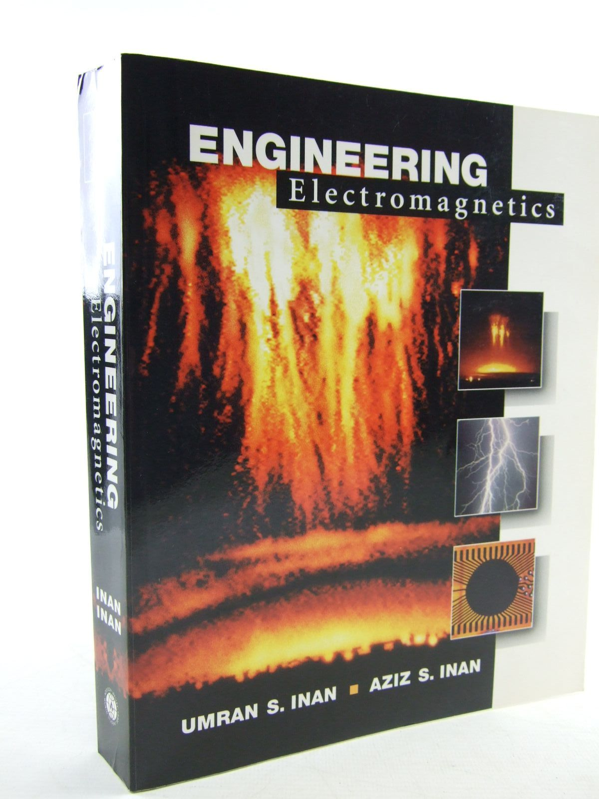 Photo of ENGINEERING ELECTROMAGNETICS written by Inan, Umran S. Inan, Aziz S. published by Addison-Wesley (STOCK CODE: 1206437)  for sale by Stella & Rose's Books