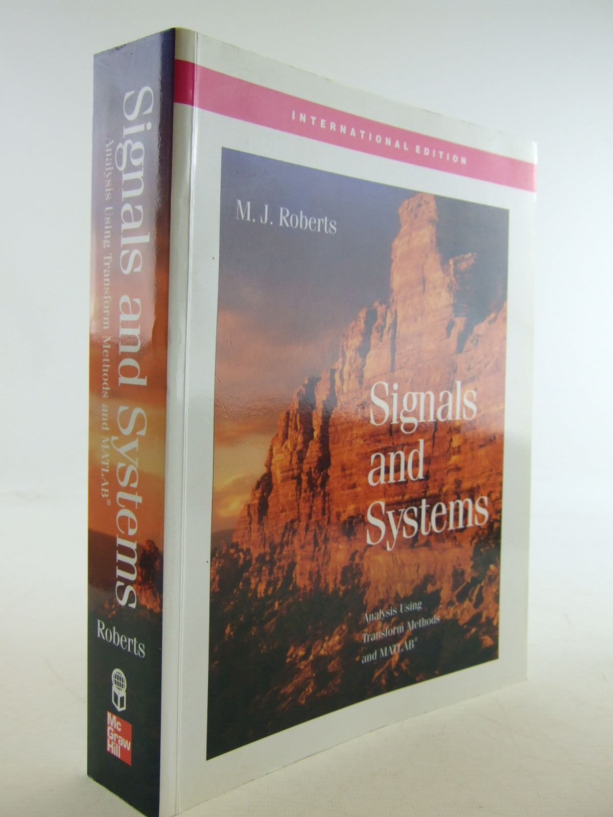 Photo of SIGNALS AND SYSTEMS- Stock Number: 1206454