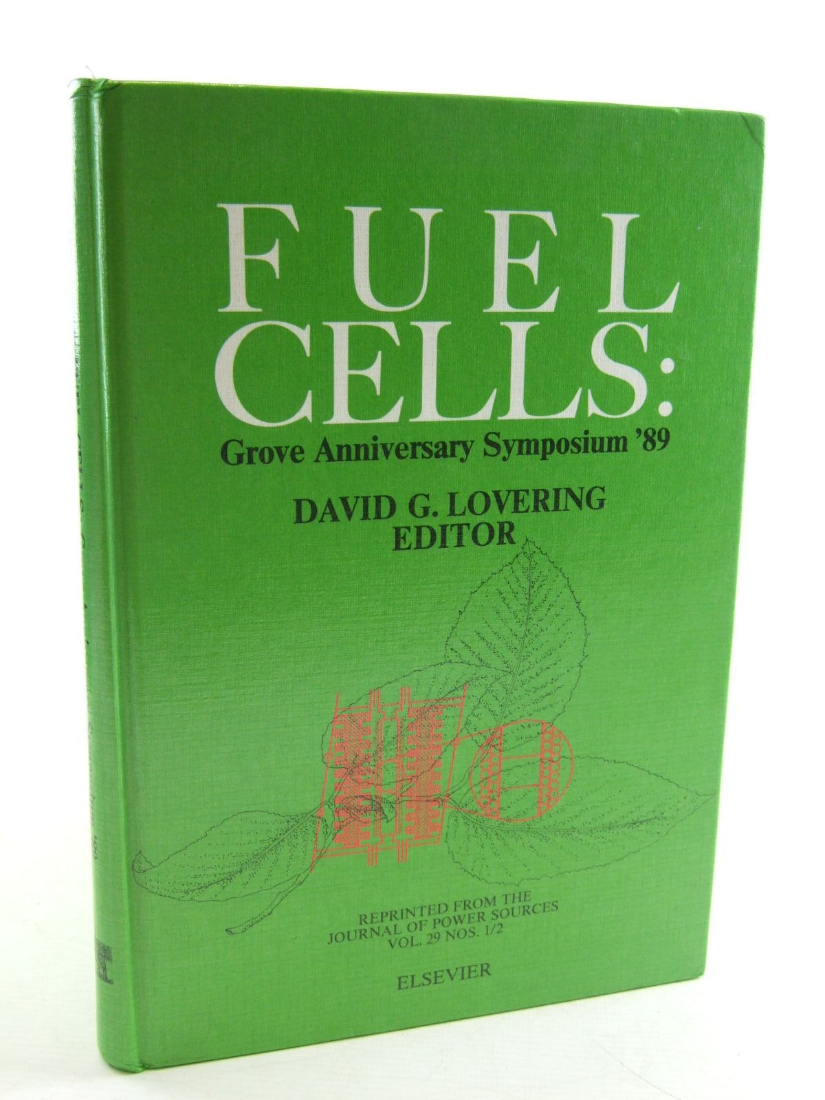 Photo of FUEL CELLS written by Lovering, D.G. published by Elsevier Applied Science (STOCK CODE: 1206485)  for sale by Stella & Rose's Books