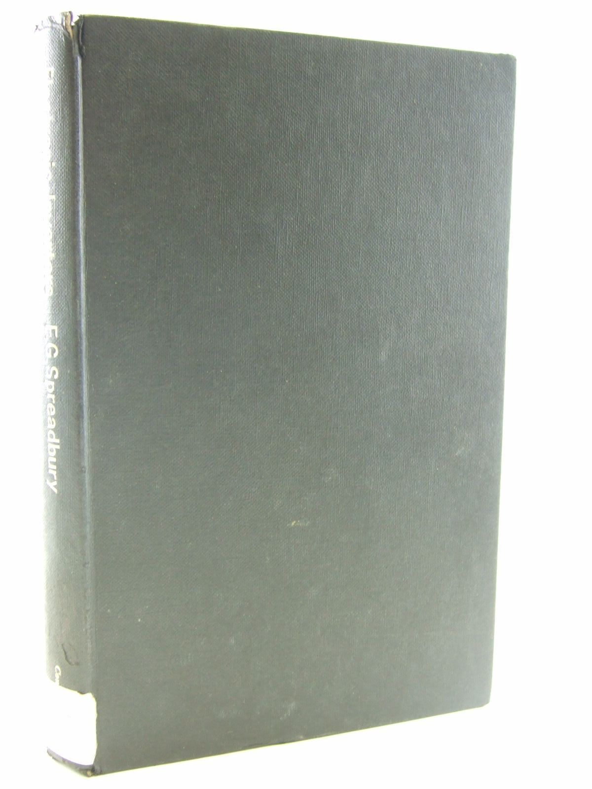 Photo of ELECTRONIC INVERTERS written by Spreadbury, F.G. published by Constable and Company Ltd. (STOCK CODE: 1206491)  for sale by Stella & Rose's Books