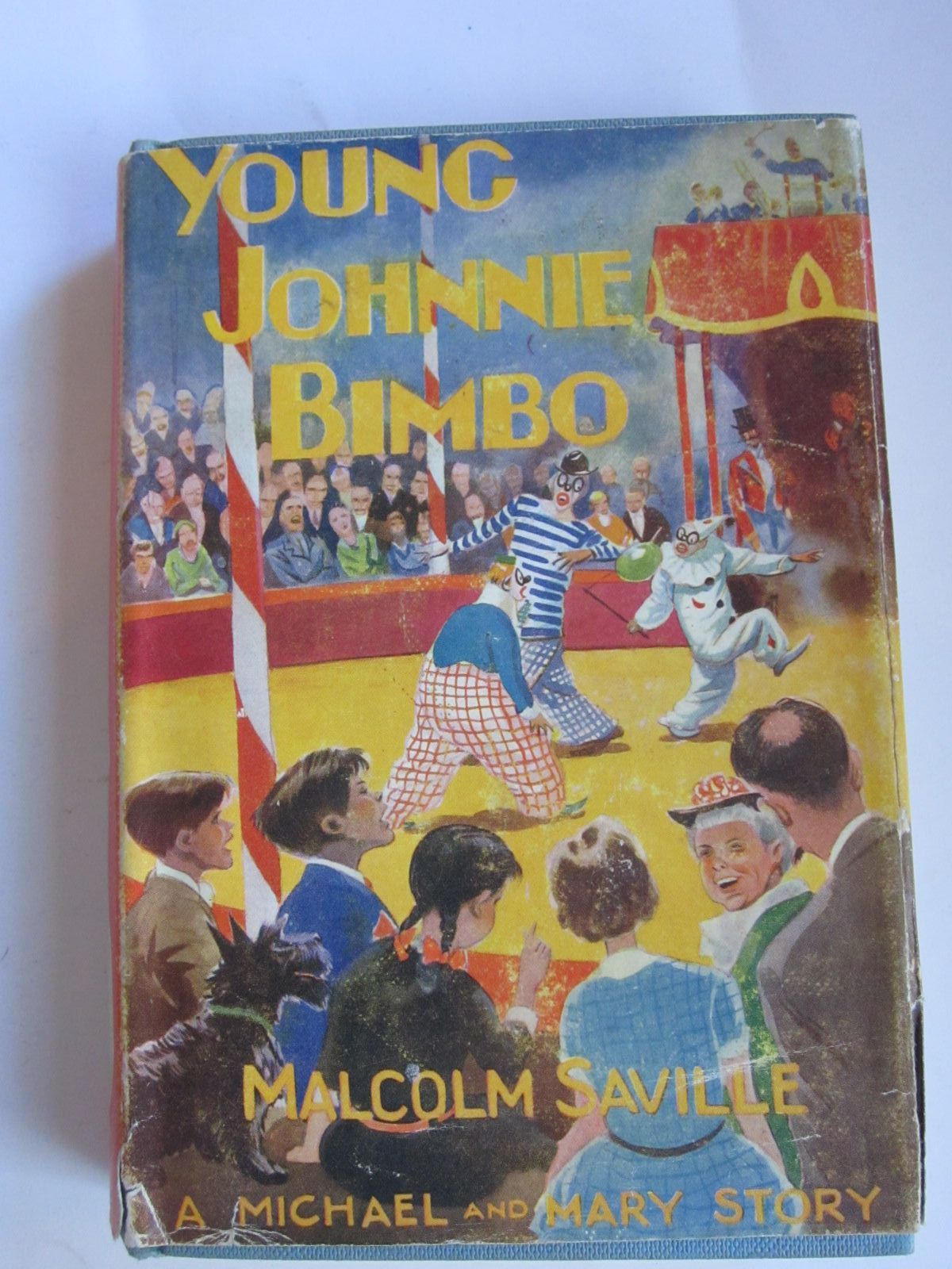 Photo of YOUNG JOHNNIE BIMBO written by Saville, Malcolm illustrated by Roberts, Lunt published by John Murray (STOCK CODE: 1206556)  for sale by Stella & Rose's Books