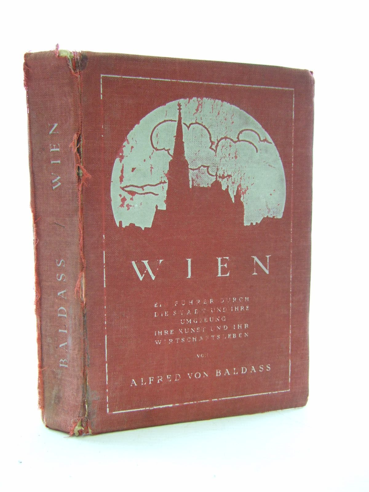 Photo of WIEN written by Von Baldass, Alfred published by Compassverlag (STOCK CODE: 1206814)  for sale by Stella & Rose's Books