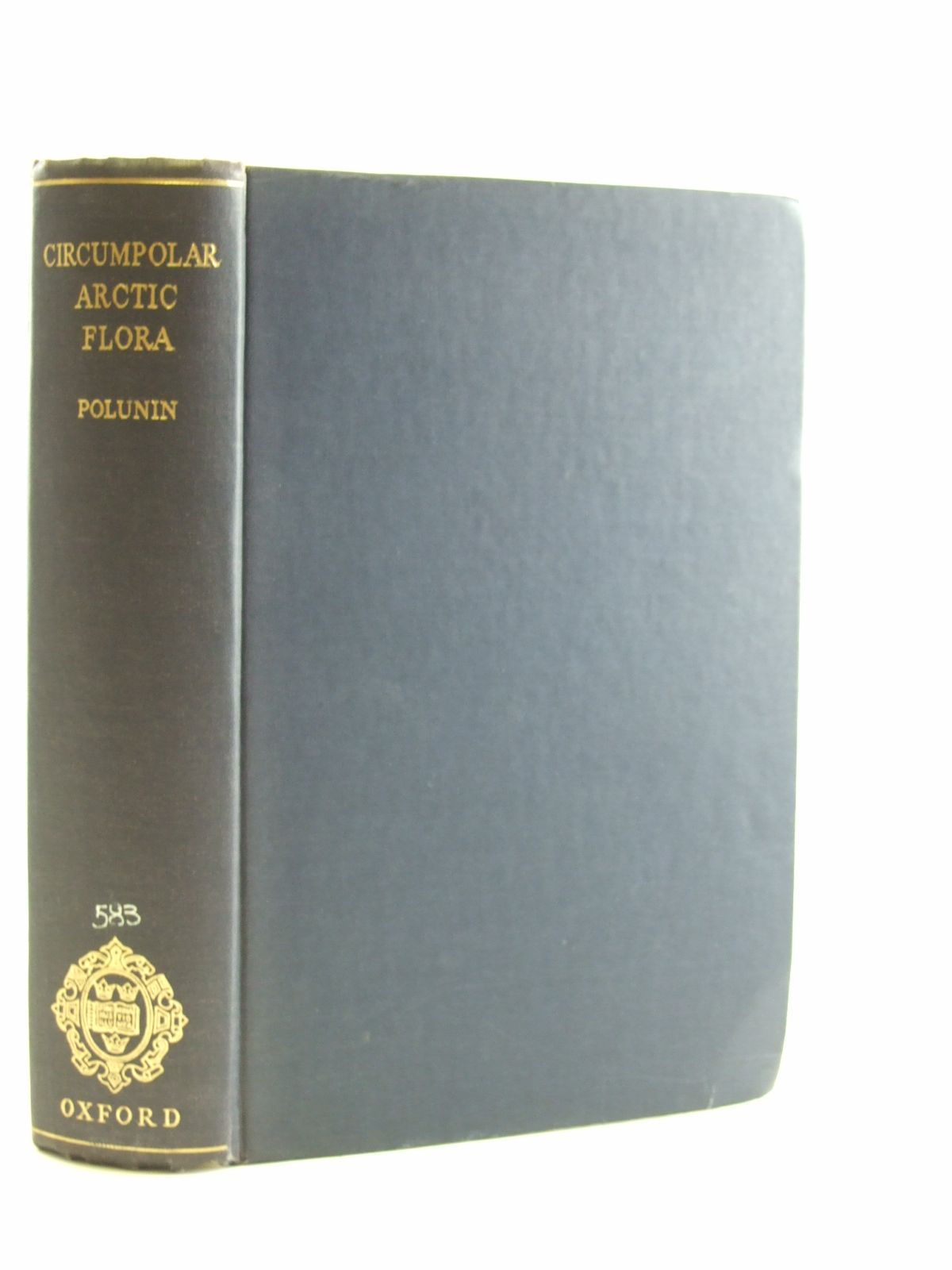 Photo of CIRCUMPOLAR ARCTIC FLORA- Stock Number: 1206974