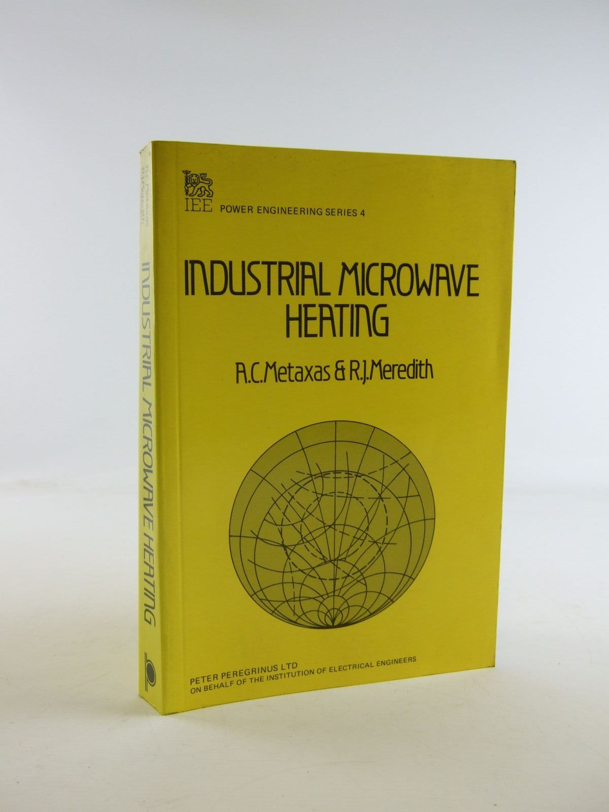 Photo of INDUSTRIAL MICROWAVE HEATING written by Metaxas, A.C. Meredith, R.J. published by Peter Peregrinus Ltd. (STOCK CODE: 1207007)  for sale by Stella & Rose's Books