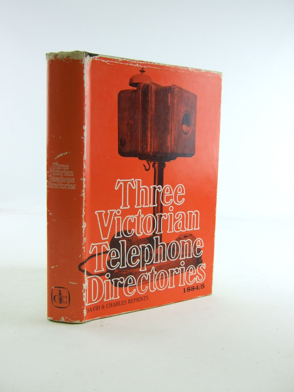 Photo of THREE VICTORIAN TELEPHONE DIRECTORIES written by Thomas, David St John published by David & Charles (STOCK CODE: 1207024)  for sale by Stella & Rose's Books