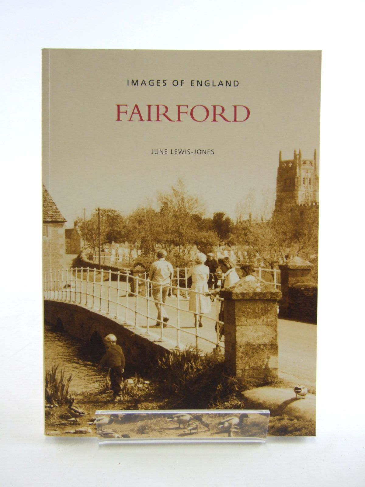 Photo of FAIRFORD written by Lewis-Jones, June published by Tempus (STOCK CODE: 1207052)  for sale by Stella & Rose's Books
