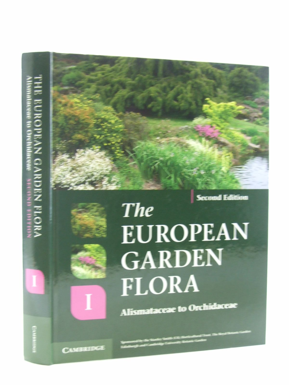 Photo of THE EUROPEAN GARDEN FLORA FLOWERING PLANTS VOLUME I written by Cullen, James<br />Knees, Sabina G.<br />Cubey, H. Suzanne<br />et al,  published by Cambridge University Press (STOCK CODE: 1207197)  for sale by Stella & Rose's Books
