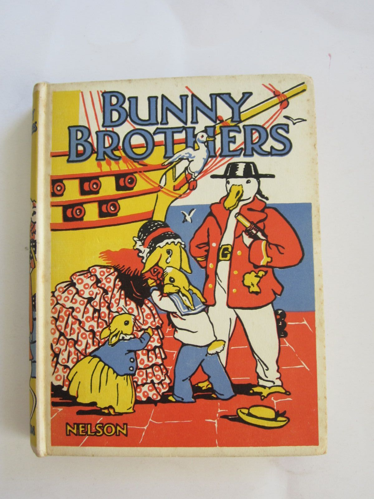 Photo of BUNNY BROTHERS- Stock Number: 1207641