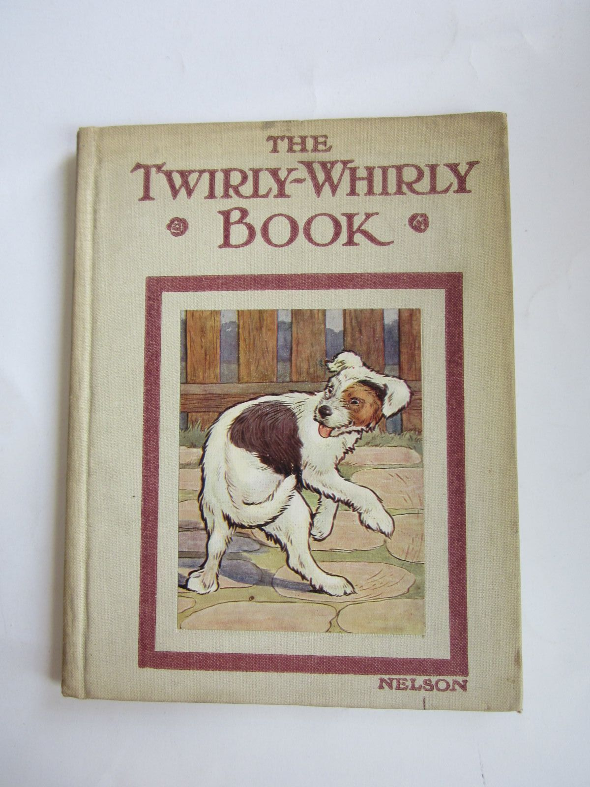 Photo of THE TWIRLY-WHIRLY BOOK- Stock Number: 1207674